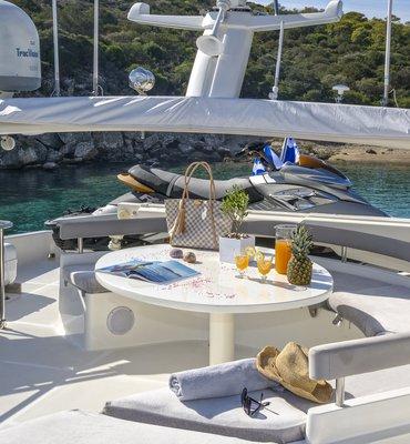 m:y Amor - 2 Yachts
