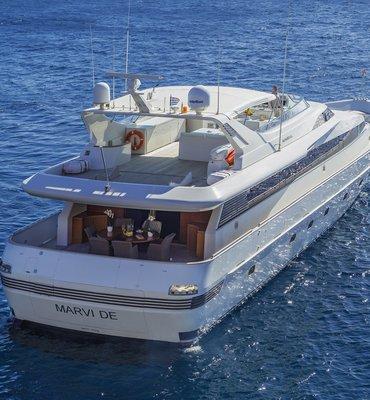 m:y MARVI DE - 2 Yachts