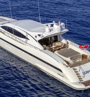 m:y COSMOS - 16 Yachts