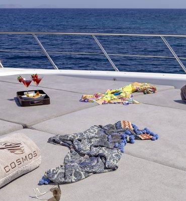 m:y COSMOS - 7 Yachts