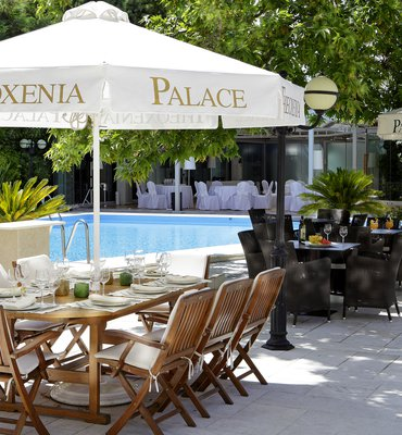 THEOXENIA PALACE - 1 Hotels
