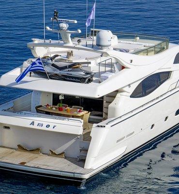m:y Amor - 1 Yachts