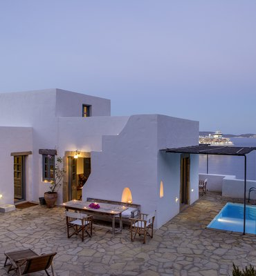 RESIDENCE IN PATMOS (2) - 13 Villas