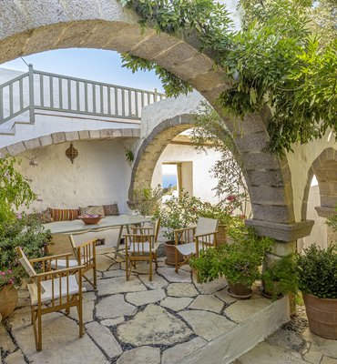 RESIDENCE IN PATMOS - 6 Villas