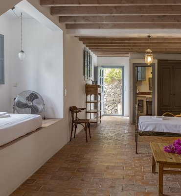 RESIDENCE IN PATMOS (2) - 3 Villas