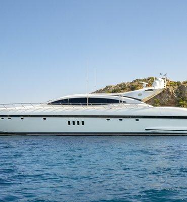 m:y COSMOS - 9 Yachts
