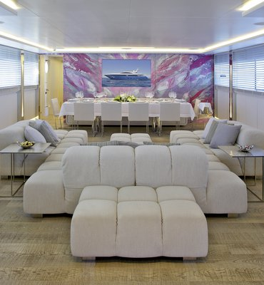 m:y BARENTS SEA - 2 Yachts