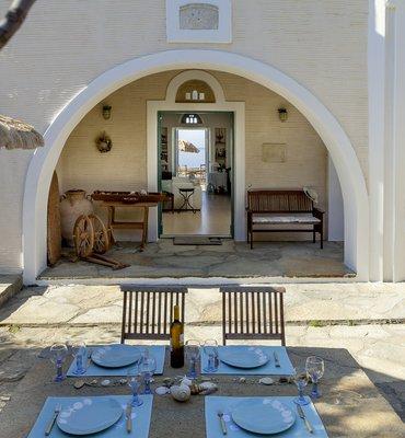 RESIDENCE IN ANDROS - 2 Villas