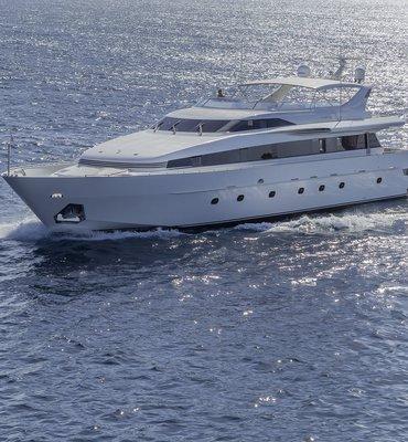 m:y MARVI DE - 1 Yachts