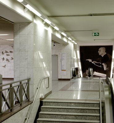 ATTIKO METRO ART - 2 Commercial