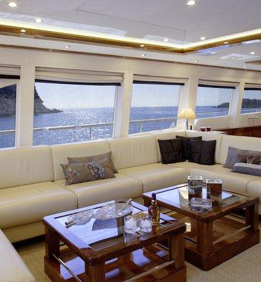 m:y DRAGON - 7 Yachts