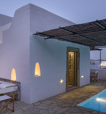 RESIDENCE IN PATMOS (2) - 10 Villas